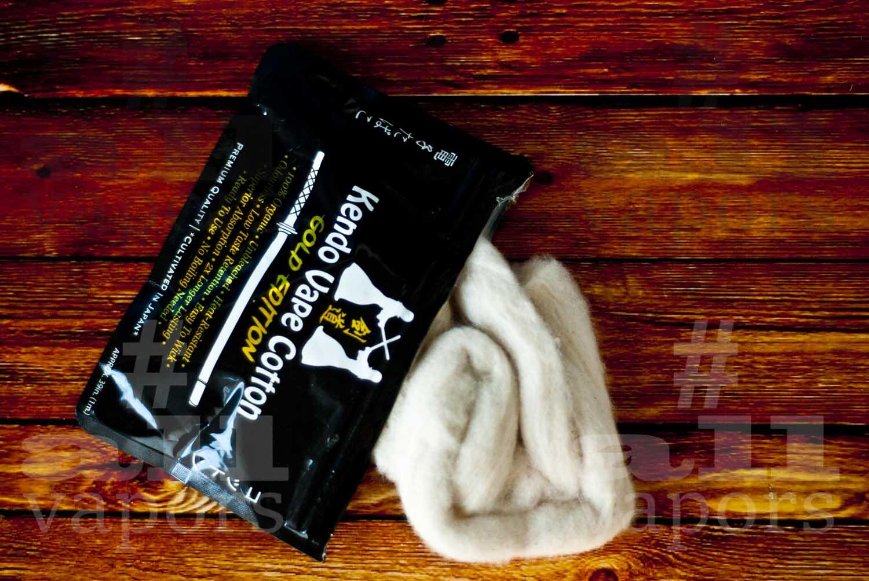 Вата Kendo Cotton