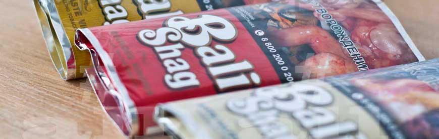 Обзор вкусов табака Bali Shag