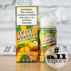 Fruit Monster Mango Peach Guava 100 мл