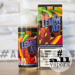 Lemon Aid Strawberry 120 мл