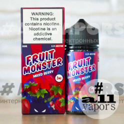 Fruit Monster Mixed Berry 100 мл