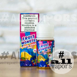 Fruit Monster SALT Blueberry Rapberry Lemon 30 мл