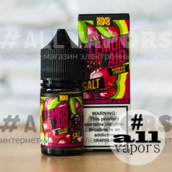 Lemon Aid SALT Raspberry Lemonade 30 мл