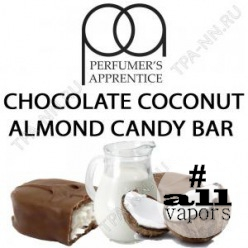 Ароматизатор TPA Chocolate Coconut Almond Candy Bar Flavor 10 мл
