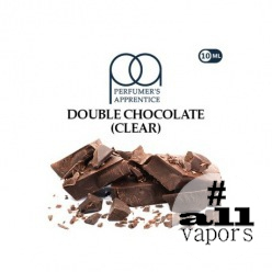 Ароматизатор TPA Double Chocolate (Clear) 10 мл