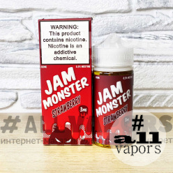 Jam Monster Strawberry 100 мл