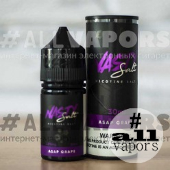 Nasty Juice Salt Asap Grape 30 мл
