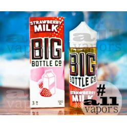 Big Bottle Strawberry Milk 120мл