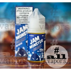 Jam Monster SALT Blueberry 30 мл