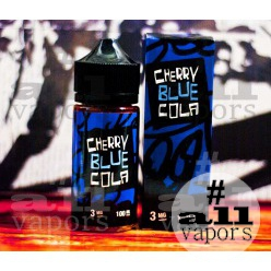 Cherry Blue Cola 100 мл